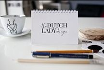 Blogging & Business / Tips & tricks to improve your blog and business. Don't want to miss out on anything? Then hop on over to www.thedutchladydesigns.com and subcribe!