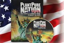 PlantPure Nation Film/TV / The documentary film PlantPure Nation tells the story of three people on a quest to spread the message of one of the most important health breakthroughs of all time.http://plantpurenation.com/  TV: WFPB video content available online. Browse the categories: Cooking, events, interviews, Pods, presentations, trailers. http://www.plantpurepods.com/tv/  http://plantpurenation.com/