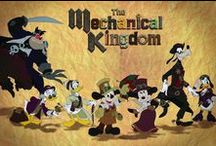 Disney Mechanical Kingdoms