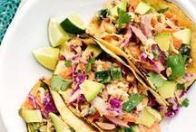 PlantPure Tacos and Falafels