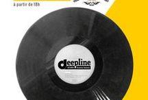 FÊTE DE LA MUSIQUE 2016 / Mardi 21 juin 2016 Goodiee Goodies invite DEEPLINE 91.5 FM
