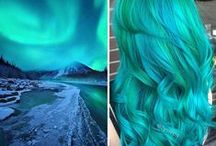 Galaxy Hair / Taking your roots to Infinity and Beyond...