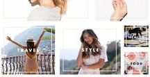 Websites   Blog / Web design ispiration, sites, blog, website, blogger, GirlsBoss