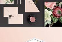 Branding / Branding para blog, identidade visual, marca digital, design gráfico.