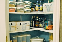 storage/organization / storage ideas / by Shannon Olson -A Southern Belle With Northern Roots/Junkflirt