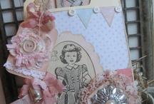 CREATING - Handmade Cards / by Shona Hendrycks