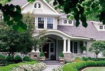 House Exteriors / by Wendy Hyde