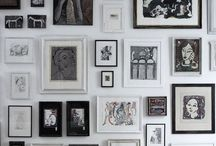 Fabulous Gallery Walls / by Wendy Hyde