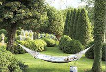 Yard Decor / Home and garden ideas