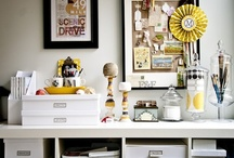 Home Office ideas / by Wendy Hyde