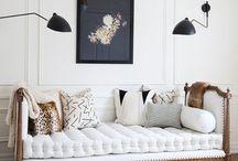Neutralicious Home Decor / Neutral colors in home decor