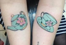 tattoo ideas / by Clare Raney
