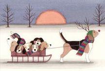 Regal Beagle / The most wonderful dogs. / by Kristen A. Kerr