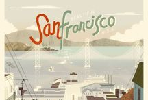 I heart SF / Places to eat, visit, tour, drive-to and enjoy within the San Francisco Bay Area.  / by Jacquelyn Mogol