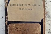 Books / by Inky Durbin