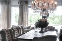 Dinning room / by Sari Marissa Gower