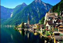 Switzerland, Germany, Belgium and Austria