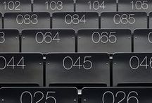 LETTERS & NUMBERS / Beautifully designed letters and numbers