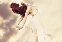 """Caelum denique, Angel,"" / by Cara Nachtman"