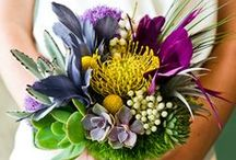 Modern Weddings / A collection of trend setting Modern Style Bouquets, Centerpieces, Decor and More for Inspiration, Ideas, or just some Eye Candy!