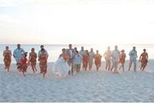 Beach Weddings / Beach Style Wedding Bouquets, Centerpieces, Decor and More for Inspiration, Ideas or just some Eye Candy!