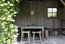 patios and porches / by Rita ter Hedde