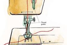 DIY: Sewing Tips and Tricks / by Brenna Schroeder