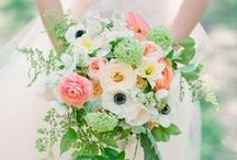 Spring Weddings / Spring weddings call for an abundance of fresh flowers in an array of bright hues!