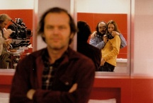 The Shining behind the scenes photos