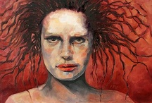 Patti Post / Figurative Painter/Printmaker