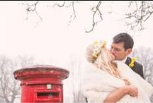 Winter Wonder. / I specialise in winter wedding photography. Here's some of my work and lots of inspiration too.