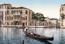 Vado a Venezia