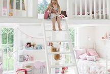 Dream bedroom for girls