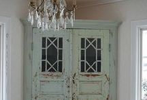 Home inspiration / Ideas and inspiration for home decoration