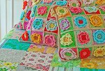 Crochet / Beautiful crochet and knits. Inspiration!