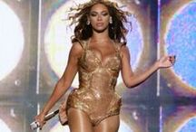Queen B / The most amazing entertainer, singer & dancer
