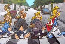Asterix & Obelix / Cómics  / by Alberto Herrera
