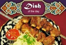 Dishes from Nargis / www.nargiscafe.com  ORDER YOUR FAVORITE FOOD FOR THE BEST PARTY EVER!!! #bestfood #nargiscafe  Our best Uzbek, Middle Eastern and Russian dishes