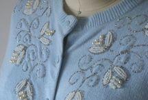 Oh So Fancy - 1950s cardigans