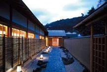Ryokan: Traditional Inns / 旅館. Featuring stunning images from Japan's incredible ryokan (旅館, traditional inns) → Visit us @ www.boutiquejapan.com / by Boutique Japan Travel Company