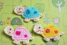 All things crocheted