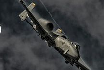 Aircraft / Military jets and attack helicopters / by Johnny