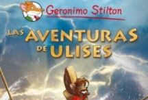 Geronimo stilton / by Alberto Herrera