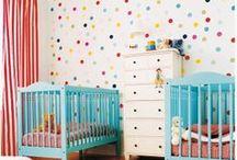 El cuarto del bebé / by Soy Mamá Lulú
