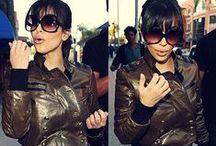 Kim Kardashian style inspiration