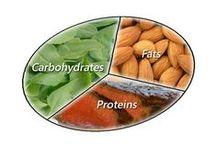 Carbs, Protein, Fats, Omega 3's & Fibre
