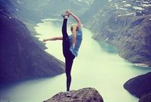 Yoga and Nature / by Yoga Society
