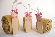 Tvoříme s dětmi,crafts for children