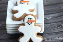 Perníčky,christmas gingerbread