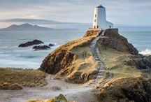 Wales, UK - Places to Visit / Best places to go and hike in Wales